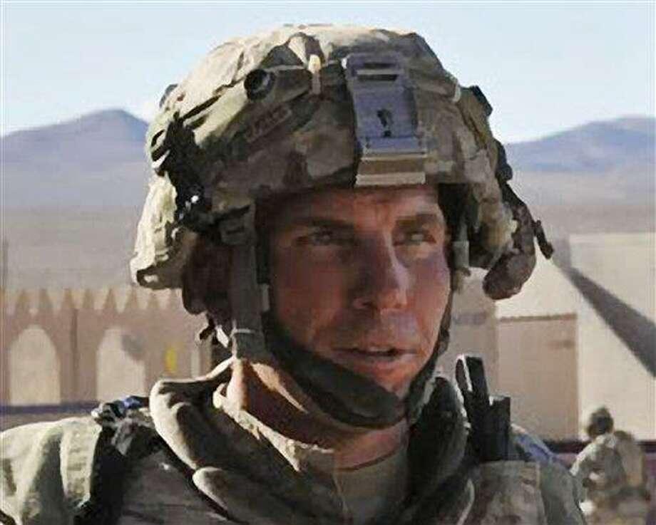Staff Sgt. Robert Bales. Associated Press file photo Photo: ASSOCIATED PRESS / AP2012