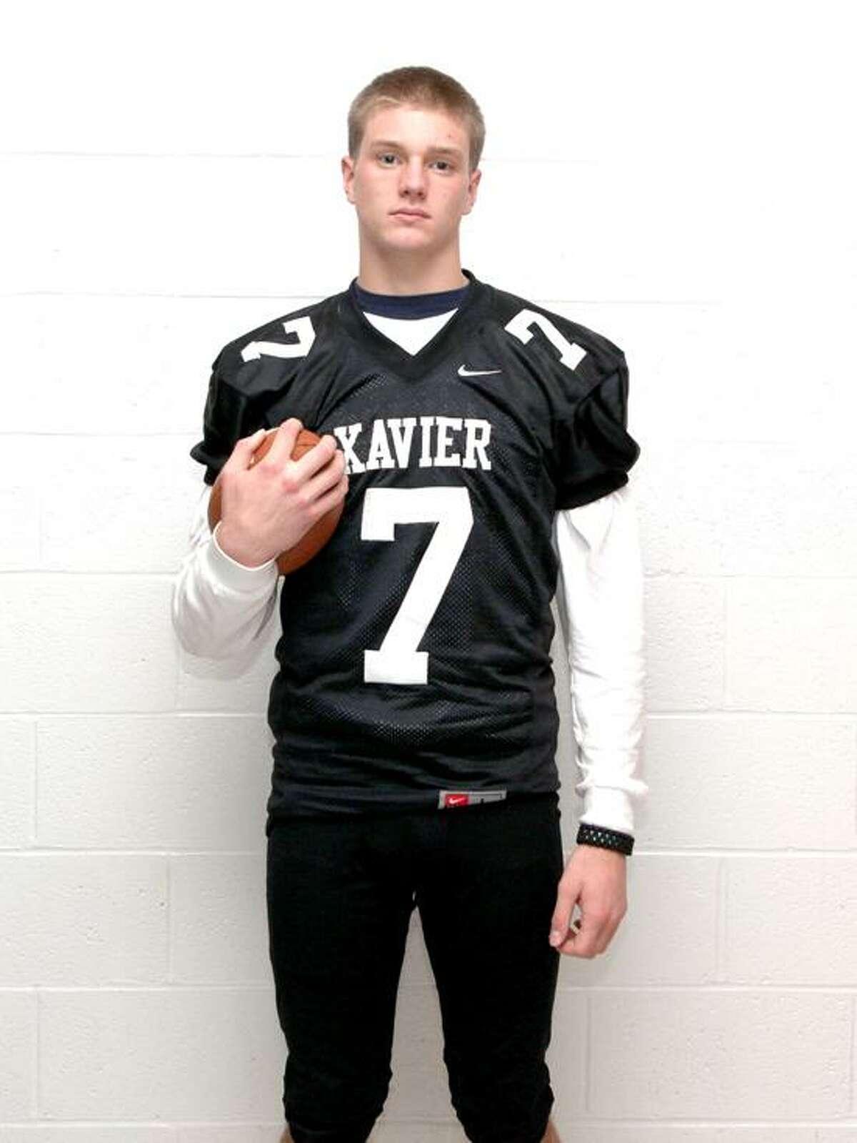 Tim Boyle, Xavier (#7)