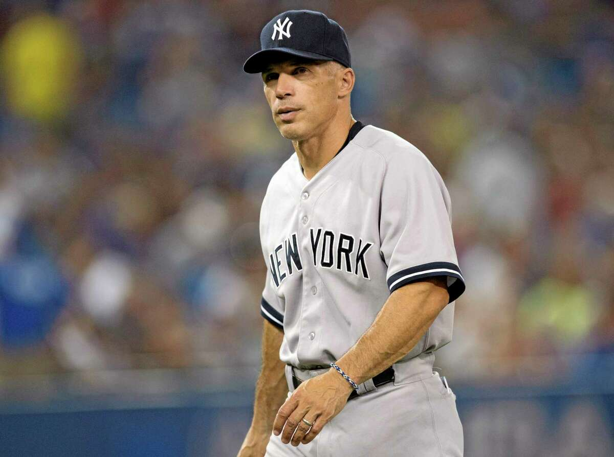 Yankee manager Joe Girardi.