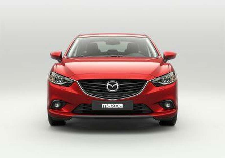 The newly redesigned Mazda 6 is like a skateboard for grownups.