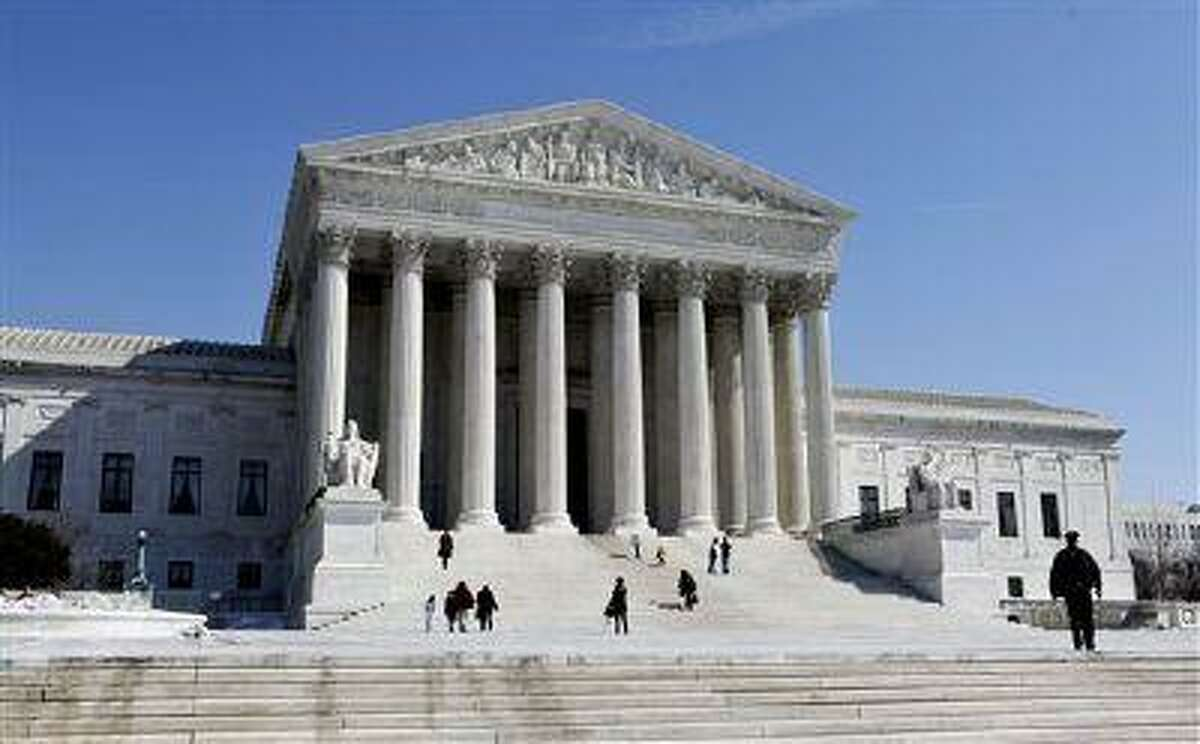 The Supreme Court Building is seen, Thursday, March 5, 2009, on Capitol Hill in Washington.