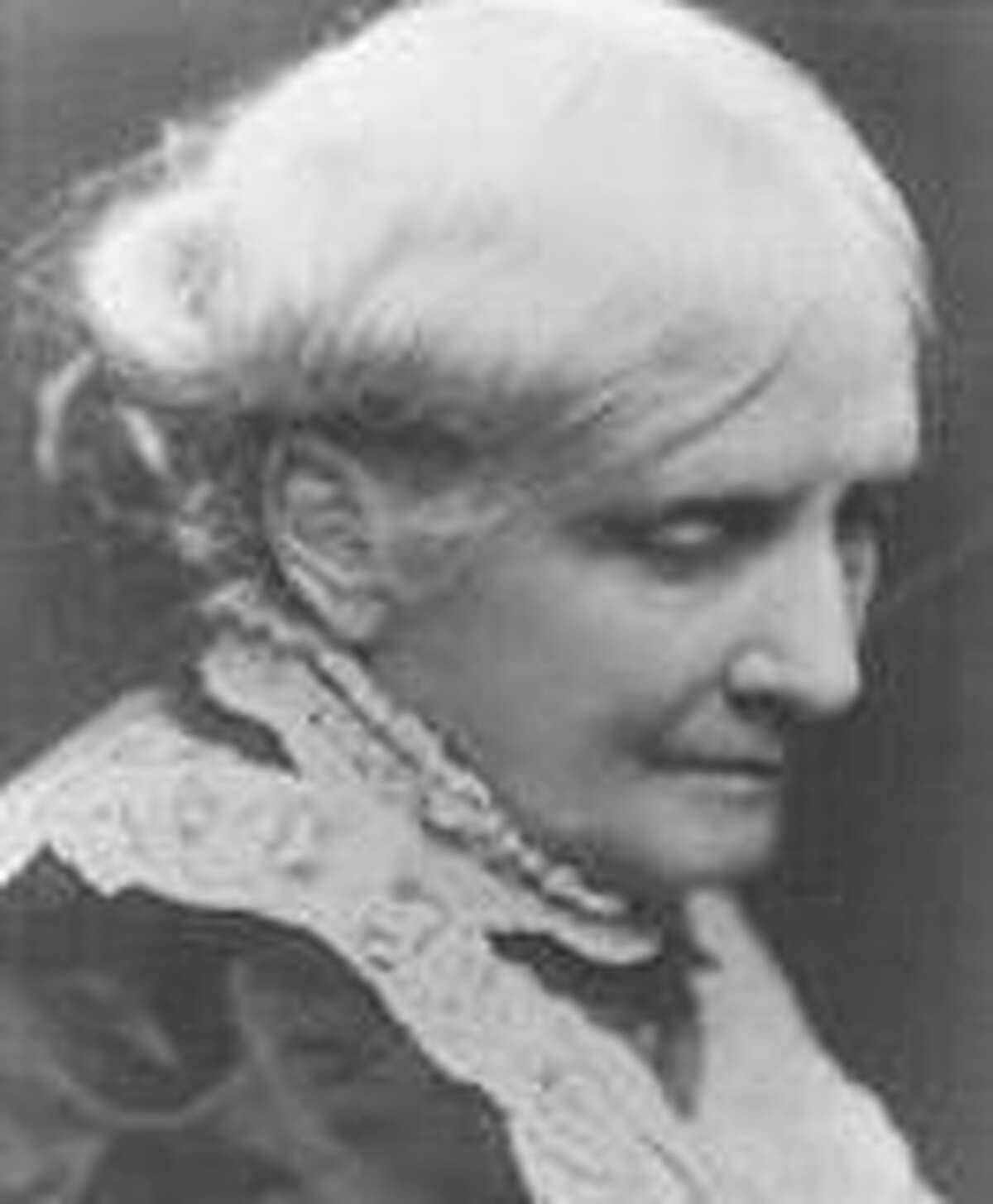 Isabella Beecher Hooker by Connecticut Women's Hall of Fame