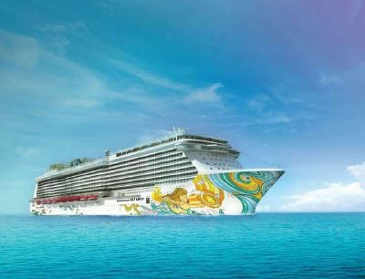 The Norwegian Breakaway has been named the world's best new cruise ship by Cruise Critic.
