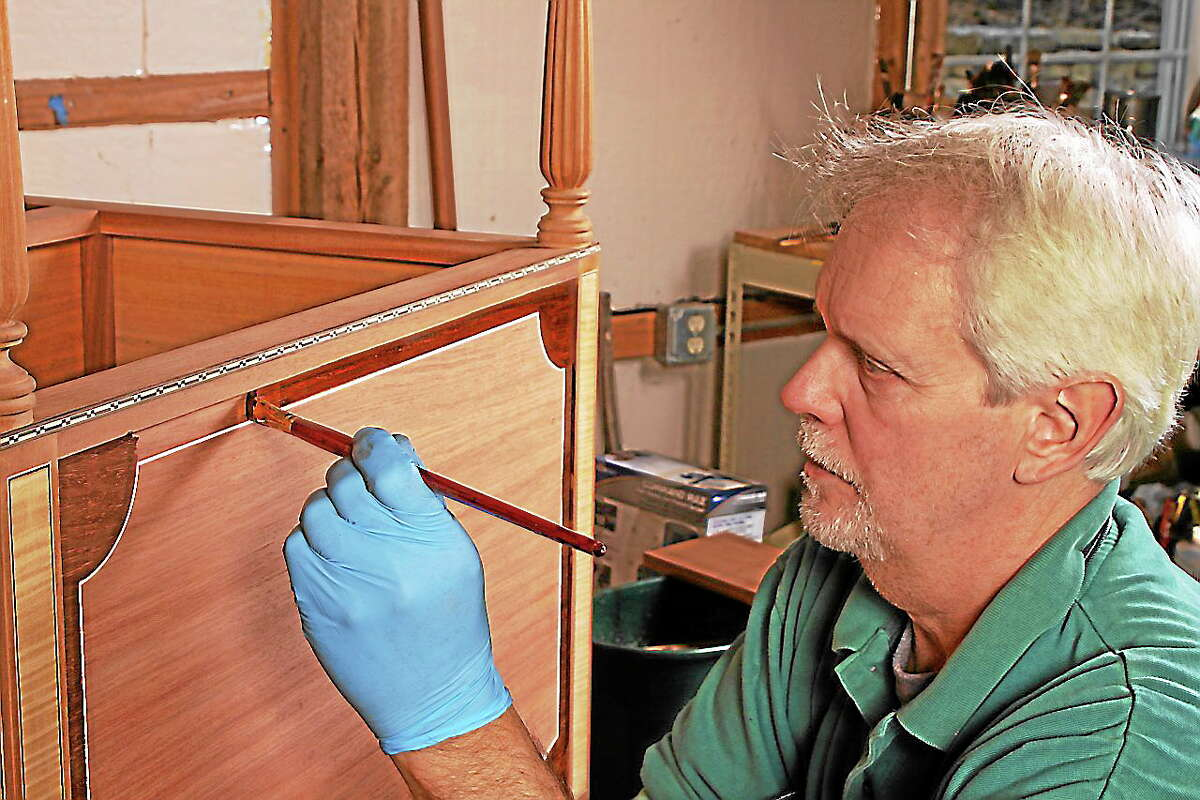 """Peter Gedrys will speak on the topic """"Furniture Finishes, Past and Present"""" on Tuesday, Oct. 22 at 7 p.m. at the General Joseph Mansfield House, 151 Main St., Middletown."""