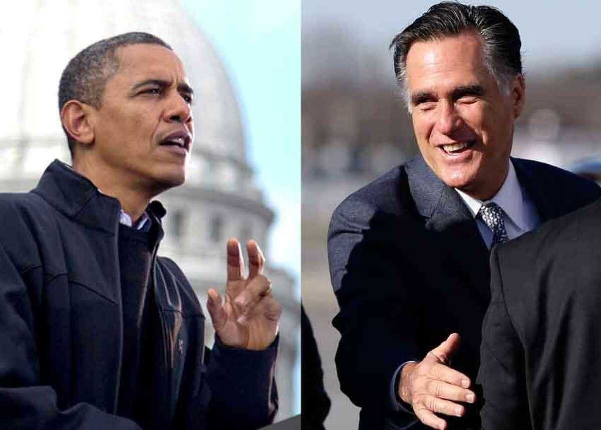 Associated Press file photos