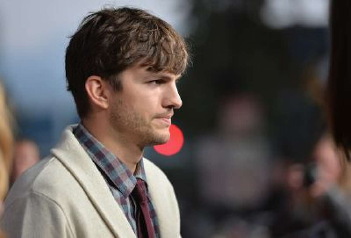 Actor Ashton Kutcher attends the screening of Open Road Films and Five Star Feature Films' 'Jobs' at Regal Cinemas L.A. Live on August 13, 2013 in Los Angeles, California.