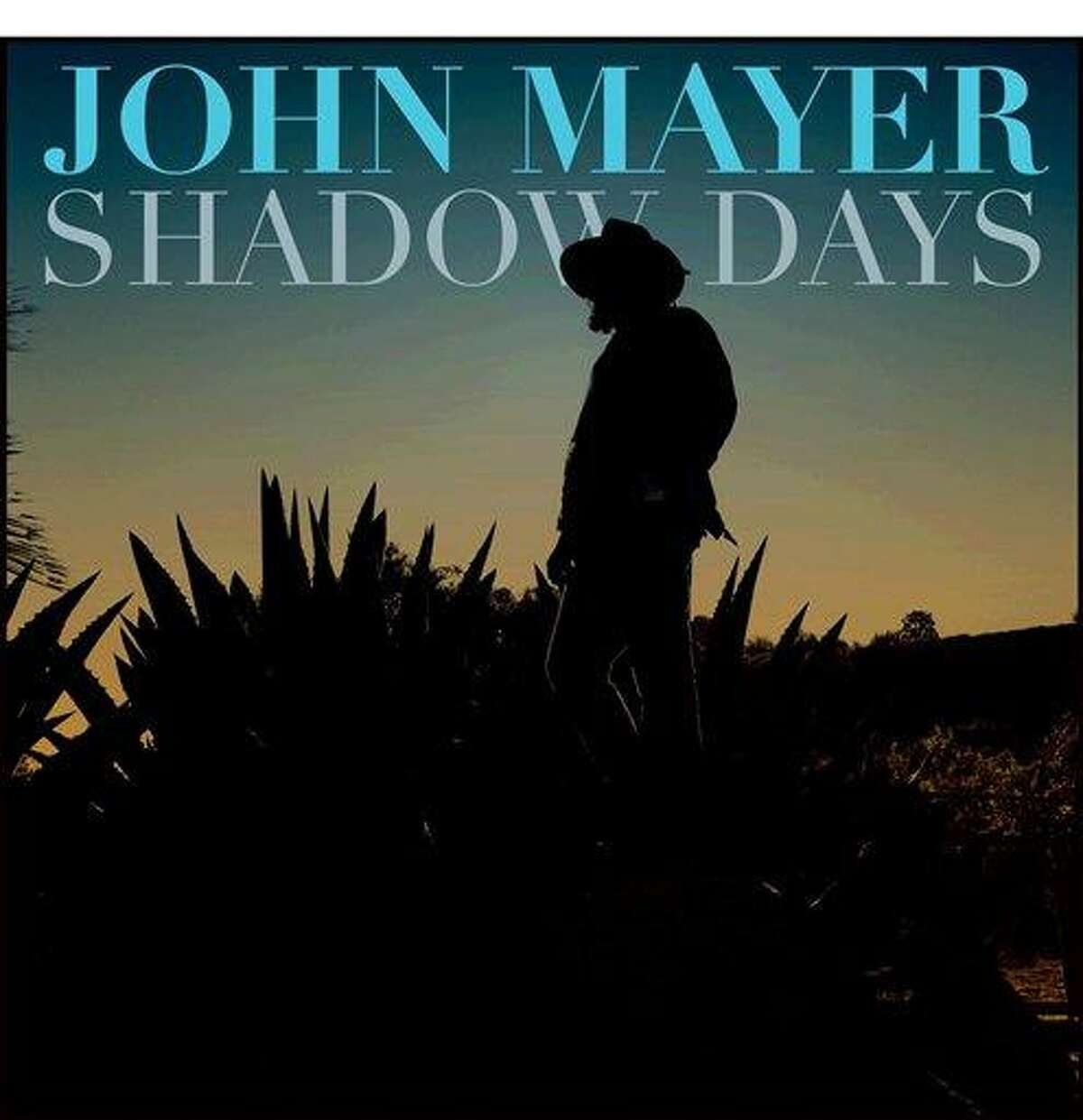"""John Mayer Launches Spring US Tour - April 9-May 6 - New Single """"Shadow Days"""" Out Now. (PRNewsFoto/Columbia Records)"""
