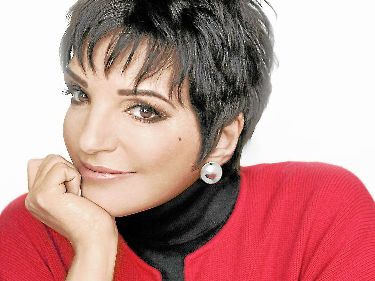"""Submitted photo - Liza Minelli""""Legends"""" Grammy winner and four-time Tony Award-winning actress and performer Liza Minelli is making an appearance at Foxwoods on Friday, Nov. 8."""