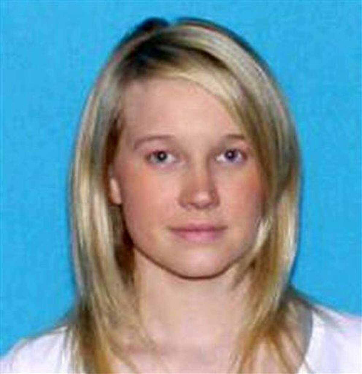Rebekah Gay was found strangled in her mobile home. AP Photo