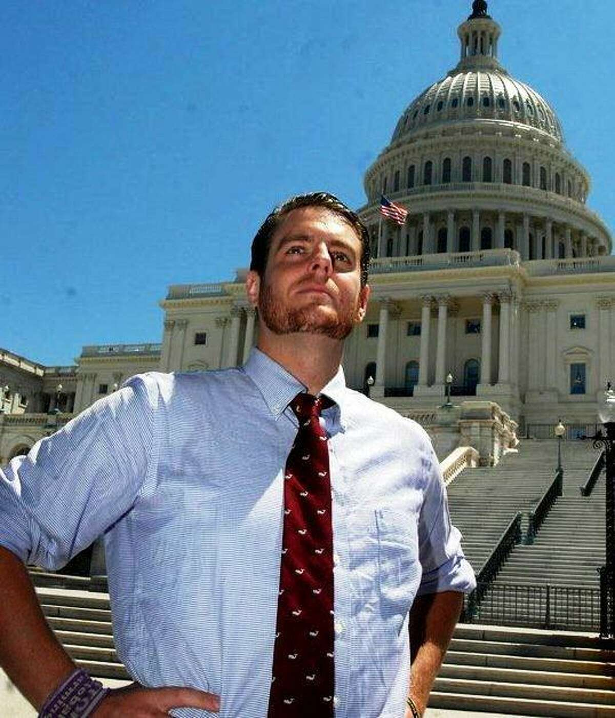 Colin Bennett is seeking the 2nd Congressional District seat as a Green Party candidate.
