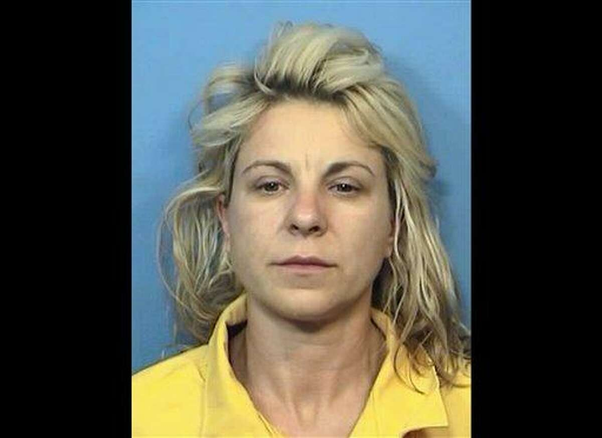 Elzbieta Plackowska, 40, of Naperville, Ill., is charged with first-degree murder in the deaths of her 7-year-old son and a 5-year-old girl. AP Photo/DuPage County Sheriff's Department