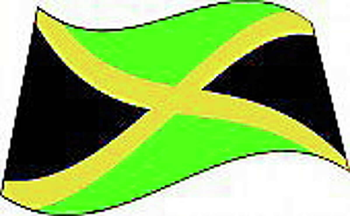 Flag of Jamaica Clipart