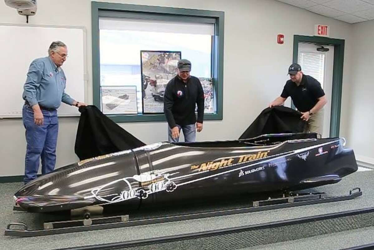 Whelen Engineering in Chester unveiled the Night Train 2 this week