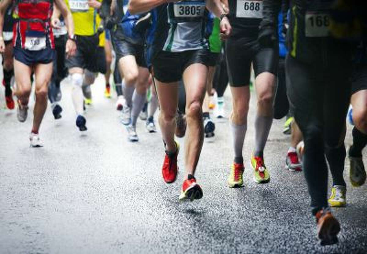 For runners of marathons this season, be prepared for rain, cold, and even the occasional freakish heat wave.