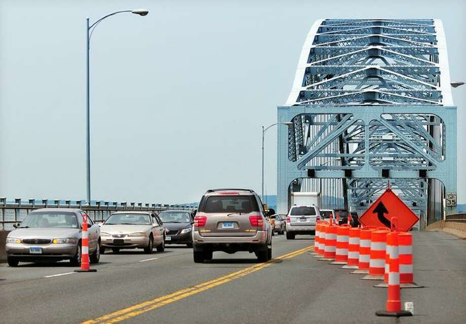 Arrigoni Bridge file photo / TheMiddletownPress