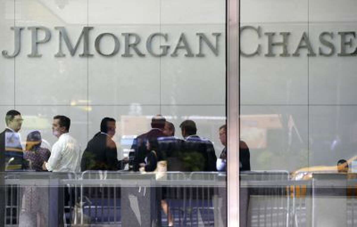 JPMorgan Chase said Thursday that it took precautionary measures against a U.S. government default.