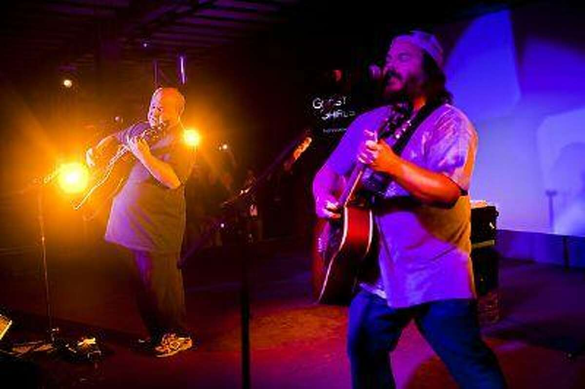 A scene from Wednesday at SXSW 2013 with Tenacious D, Royal Teeth, Christeene and more.