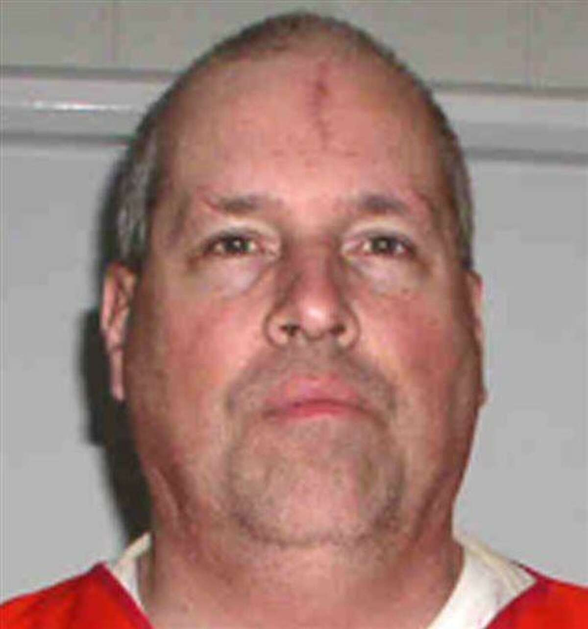 This undated file photo provided by the Vermont Department of Corrections shows Timothy J. Szad. The Vermont Department of Corrections is warning the public a high-risk sex offender is going to be released from prison soon. Szad was sentenced in 2001 on a charge of aggravated sexual assault involving a 13-year-old boy. He was sentenced to seven to 20 years in prison as part of a deal avoiding a trial at which the boy would've had to testify. He's scheduled to get out of prison in Springfield on July 26. (AP Photo/ Vermont Department of Corrections, file)