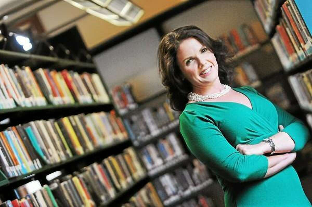 New Jersey native Trish Connolly, now living in West Hartford is the new Director at the Durham Public Library starting last Wednesday. Connolly has a masters degree in library science from Rutgers University.