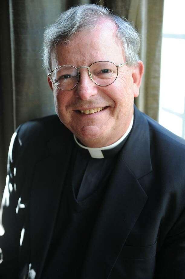 The Rev. Jeffrey P. von Arx, S.J.