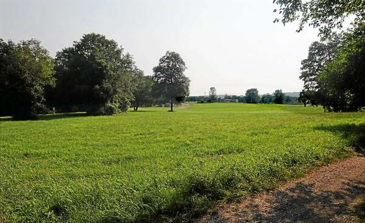 Catherine Avalone - The Middletown Press The 19.6 acre parcel at Powder Ridge in Middlefield.