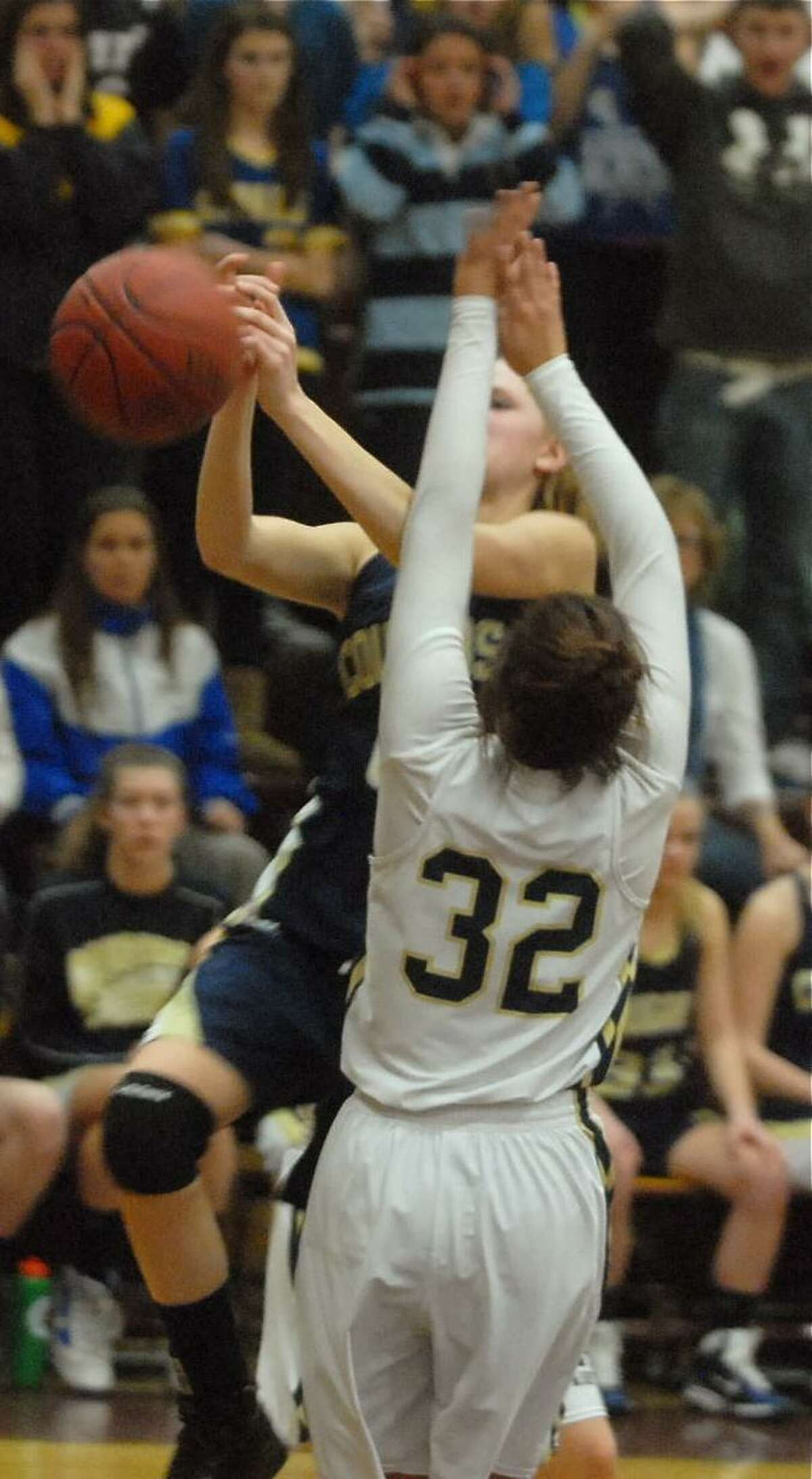 Mary Albl/New Haven Register A fourth-quarter rally led Notre Dame-Fairfield past Haddam-Killingworth and into the Class M title game, where the Lancers will meet undefeated Cromwell.