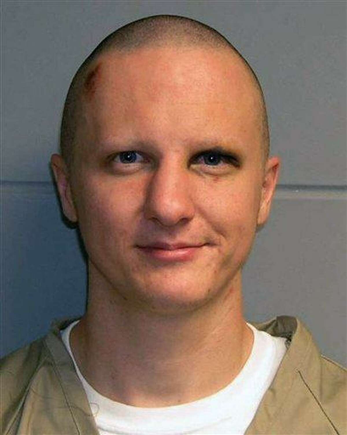 This 2011 file photo by the U.S. Marshal's Service shows Jared Lee Loughner, the suspect in the Tucson, Ariz., shooting rampage that killed six people and left several others wounded, including then-U.S. Rep. Gabrielle Giffords. Associated Press