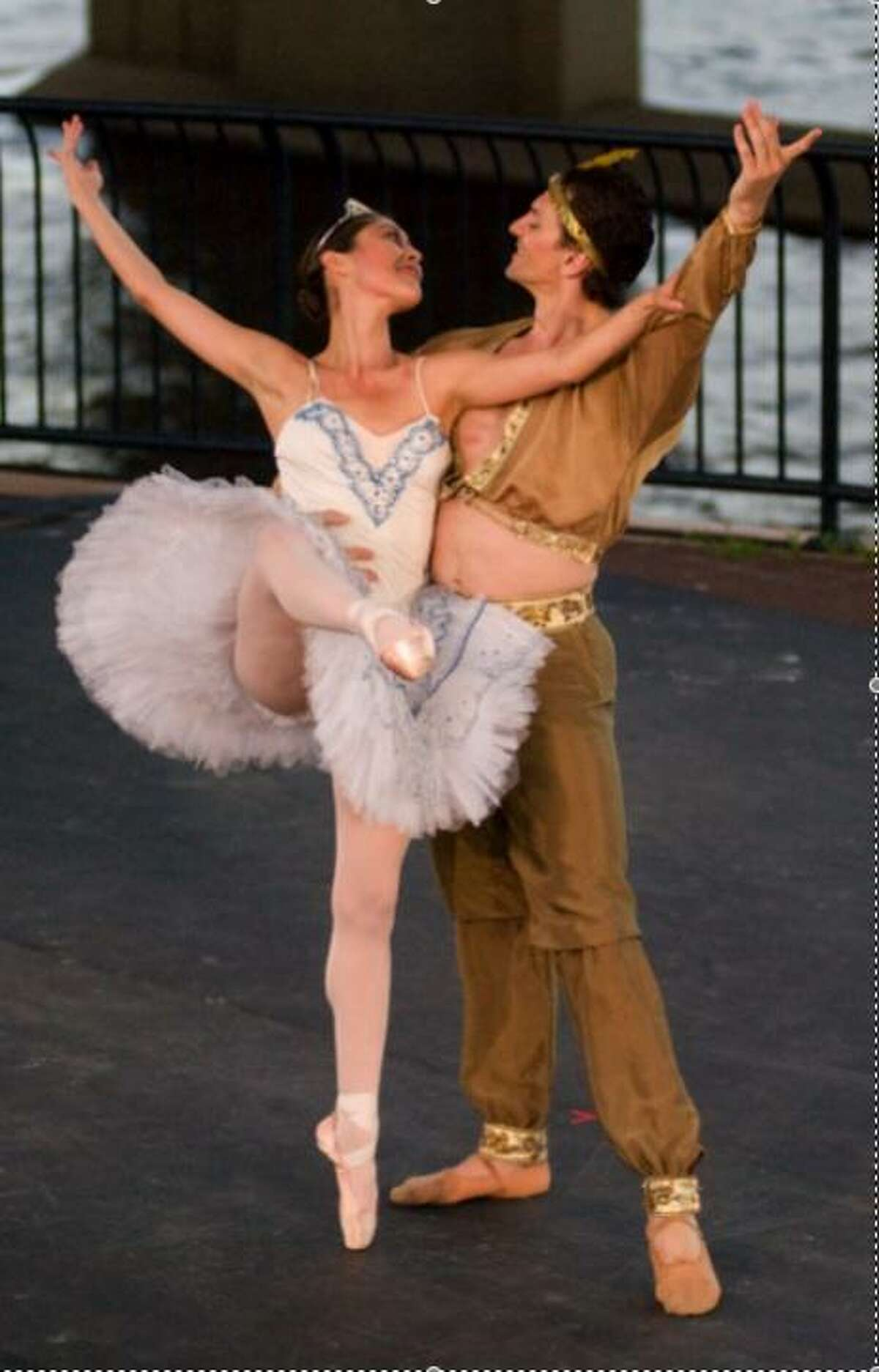 CT Ballet Theater dancers will take part in the Summer Dance Caravan this weekend at Middlesex Community College.