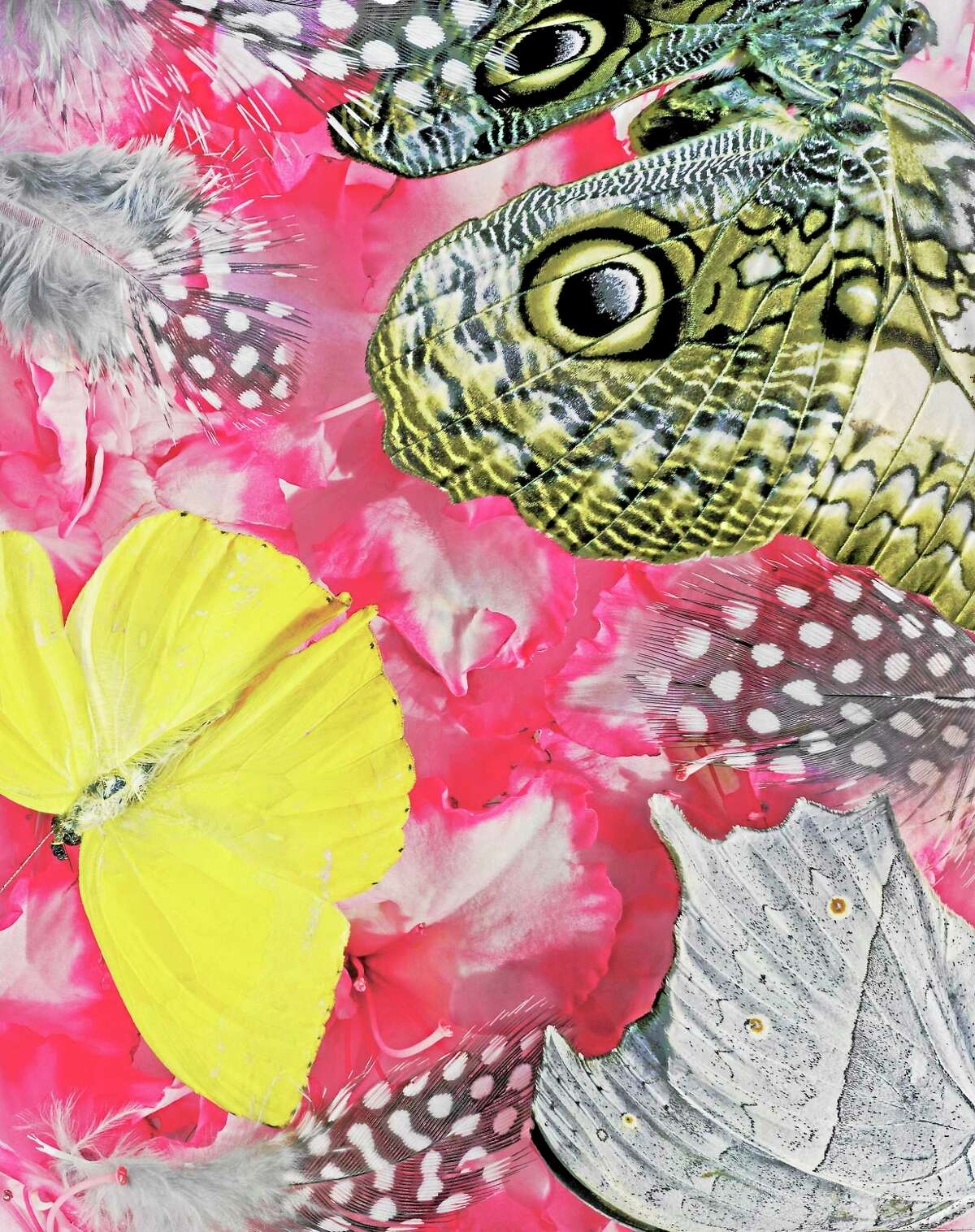 Artwork created and produced by Hartford native Jennifer Formica will be on display at the Green Street Arts Center in Middletown through Oct. 29.