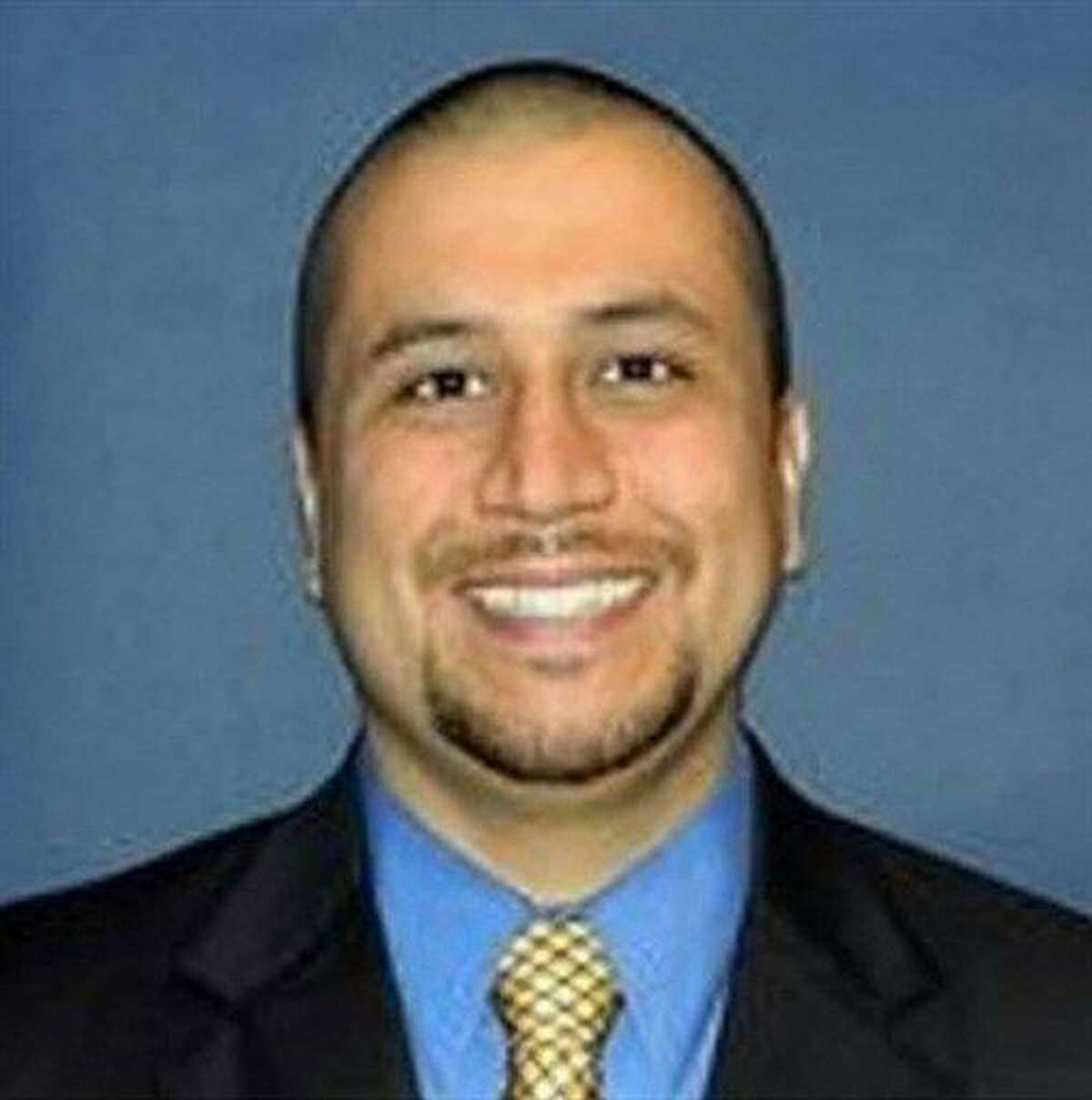 This undated file photo taken from the Orlando Sentinel's website shows George Zimmerman, according to the paper. Associated Press
