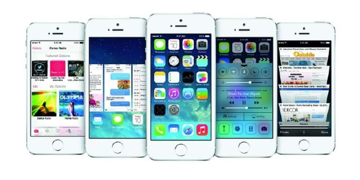 Some iPhone owners are reporting that the new operating system is causing them motion sickness.