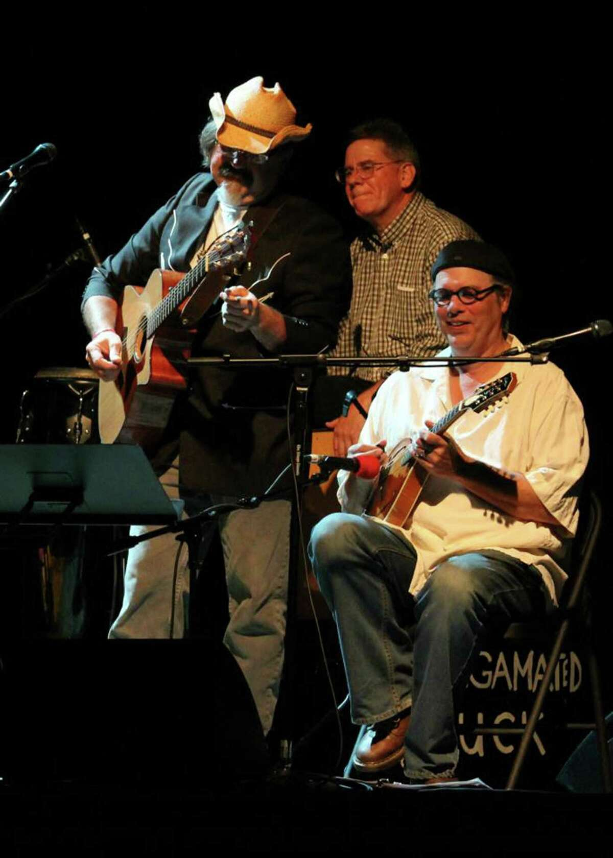 J. Rolston Amalgamated Muck joins the With a Little Help From My Friends merriment Friday at The Kate in Old Saybrook.