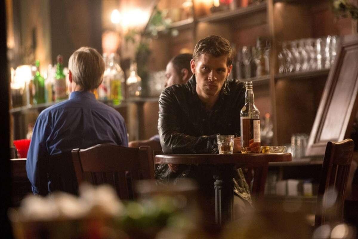 "Joseph Morgan as Klaus on the CW's ""The Originals."" (Photo: Bob Mahoney/The CW)"