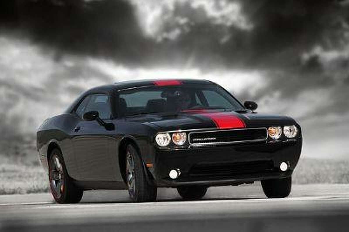 The 2013 Dodge Challenger is a car that has a personality of its own. (Dodge handout)