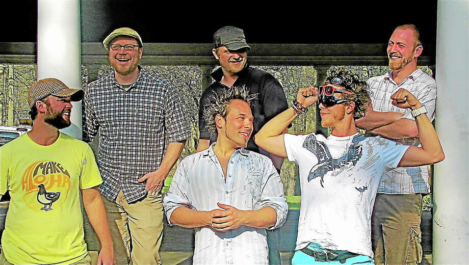 StraddleDaddy, a Connecticut-based jam band, is scheduled to perform at the Fall Down 5 arts and music festival, which runs Thursday through Sunday at Camp Farnam in Durham. Photo: Facebook.com