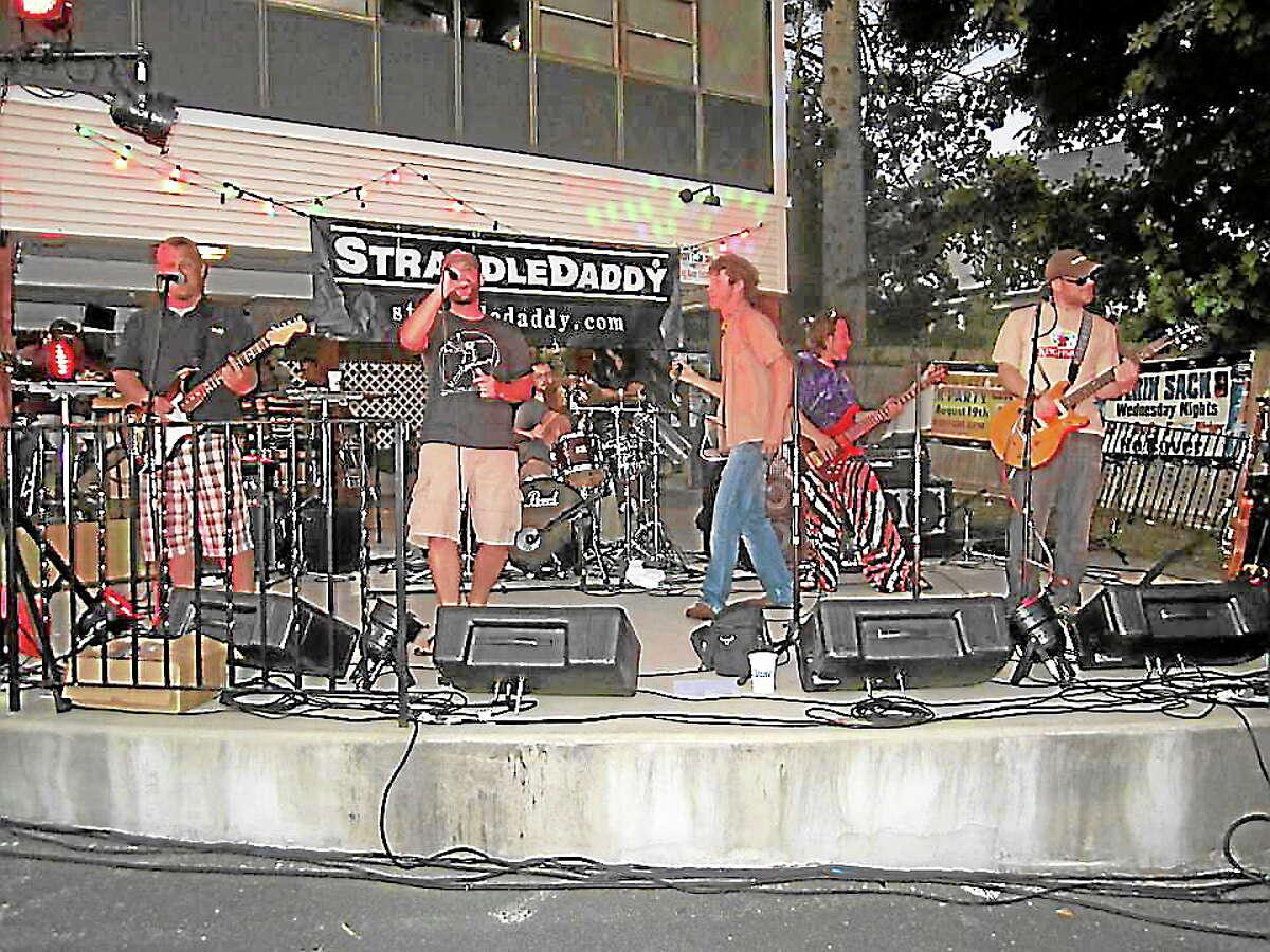 StraddleDaddy band.