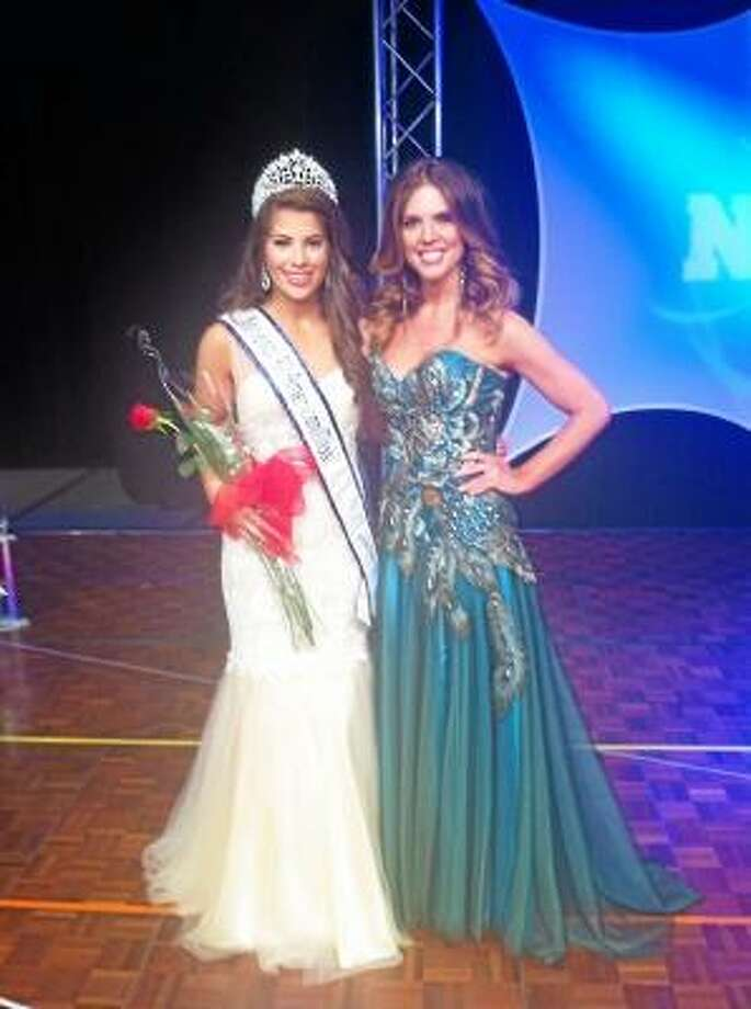 City resident and Mercy student Savannah Giammarco was crowned National All American Miss Junior Teen in a national competition in Anaheim, Calif., on Nov. 25. Submitted photo.