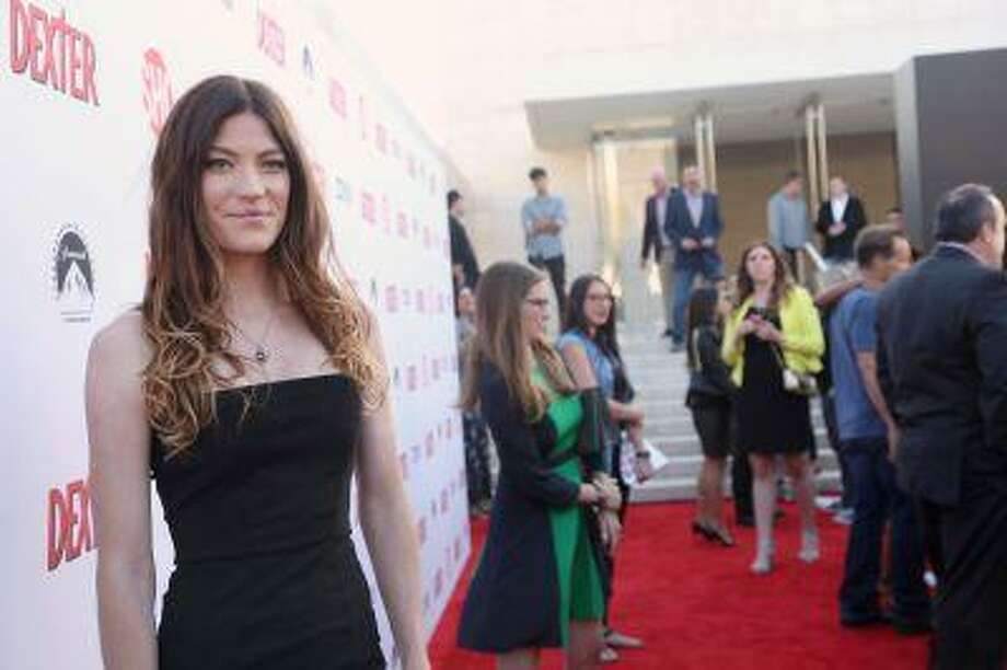 Jennifer Carpenter at Showtime's Dexter Premiere, on Saturday, June 15, 2013 in Los Angeles. (Photo by Alexandra Wyman/Invision for Showtime/AP Images) Photo: Alexandra Wyman/Invision/AP / Invision