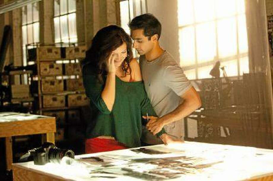 "A scene from ""The Reluctant Fundamentalist."" Courtesy photo."
