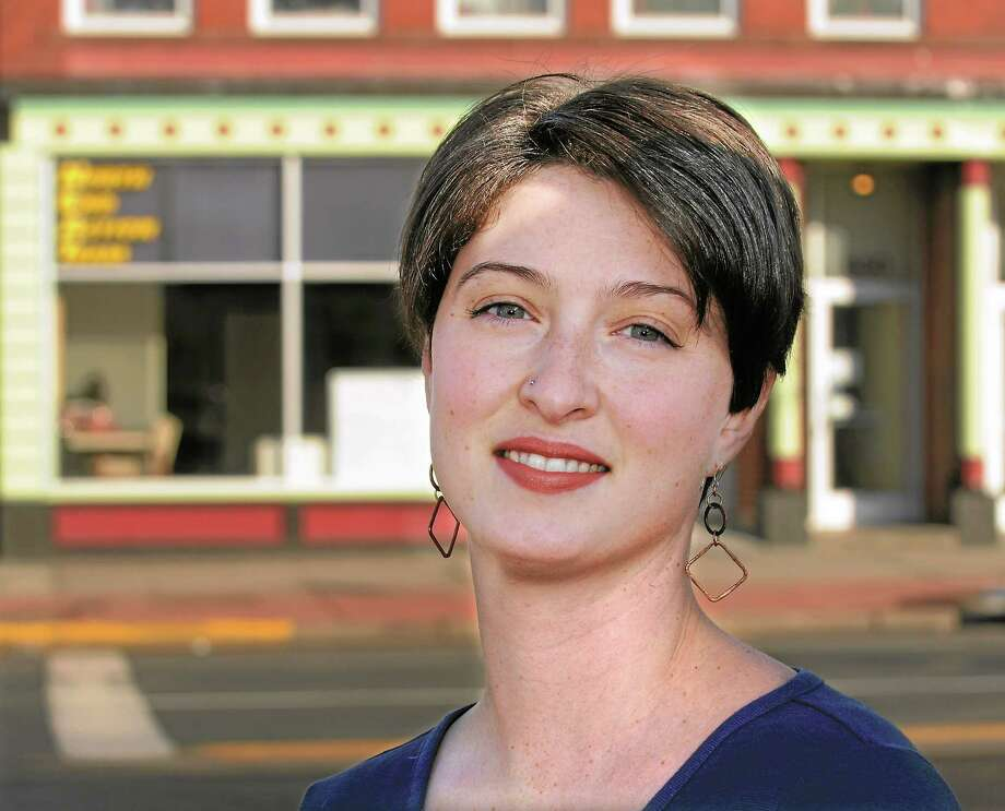 Izzi Greenberg, Person of the Year for 2011. Photo: File Photo  / TheMiddletownPress