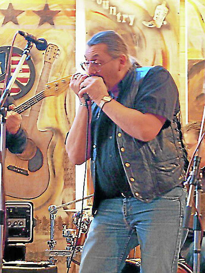 Contributed photo - Domenic ForcellaRich Badowski is part of The Swedish Social Club's Some Blues Show Thing, set for Saturday in Bristol. Photo: Journal Register Co.