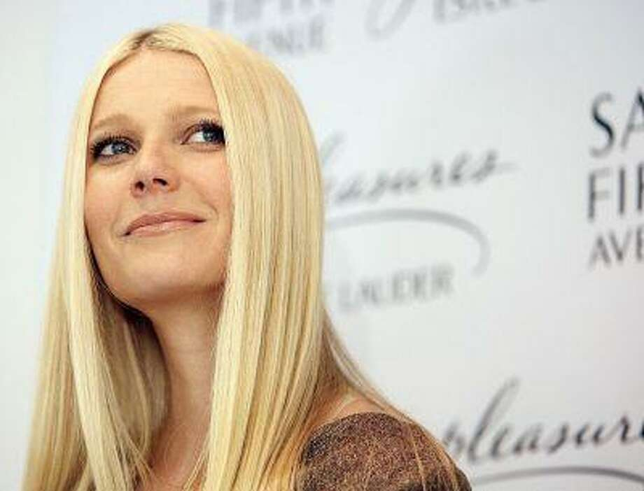 "Actress Gwyneth Paltrow attends the unveiling of Estee Lauder's ""Pleasures by Gwyneth Paltrow"" in Beverly Hills in this September 20, 2006 file photo. Oscar-winning actress Gwyneth Paltrow on April 24, 2013, was named the world's most beautiful woman for 2013 by People magazine, knocking pop singer Beyonce out of the top spot. REUTERS/Mario Anzuoni/Files (UNITED STATES - Tags: ENTERTAINMENT PROFILE HEADSHOT) Photo: REUTERS / X90045"