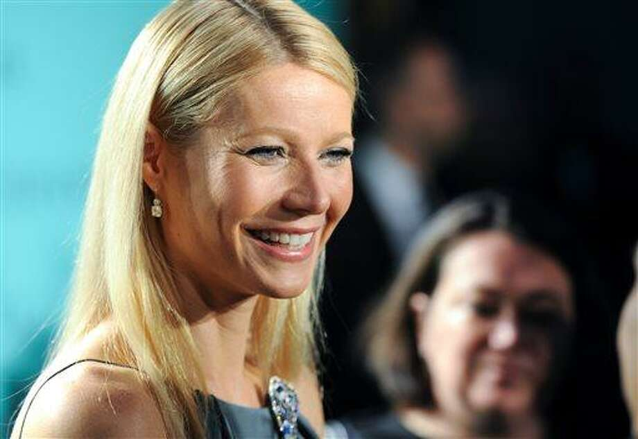 "Actress Gwyneth Paltrow attends the Tiffany & Co. Blue Book Ball at Rockefeller Center on Thursday, April 18, 2013 in New York. People magazine has named Paltrow as the World's Most Beautiful Woman for 2013. The 40-year-old actress tops the magazine's annual list of the ""World's Most Beautiful,"" announced Wednesday, April 24, 2013. (Photo by Evan Agostini/Invision/AP, File) Photo: Evan Agostini/Invision/AP / Invision"