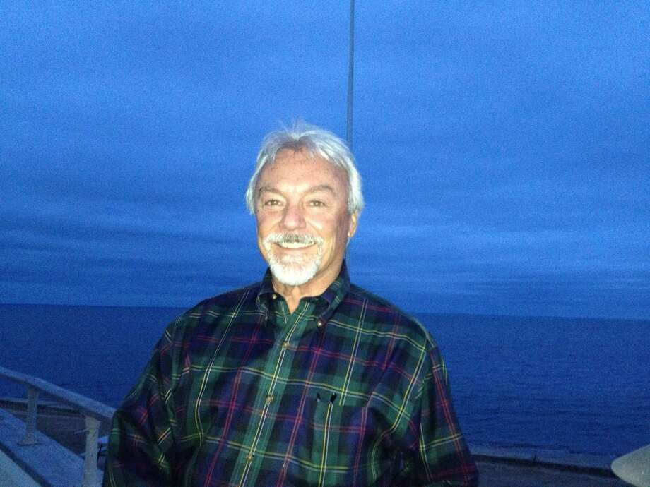 Commodore Norbert Church, a New Haven attorney and member of the Shoreline Sailing Club.