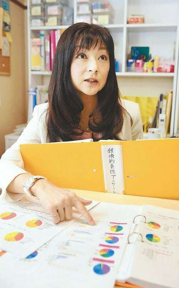 Many people have to quit their job due to difficulties in working and receiving the treatment at the same time, says Akiko Matsumoto, president of Fine, a Tokyo-based nonprofit supporting people with fertility problems.