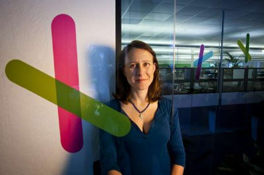 Co-founder and CEO of 23andMe Anne Wojcicki, in a 2011 file photo. Photo: Dai Sugano/Staff / Dai Sugano/Staff