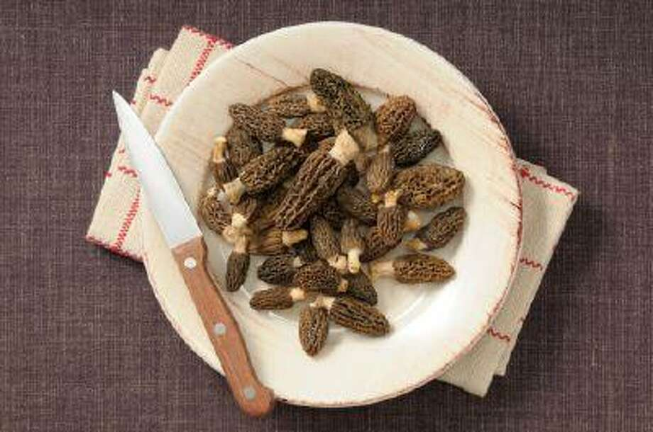 Morels Photo: Getty Images / (c) Riou