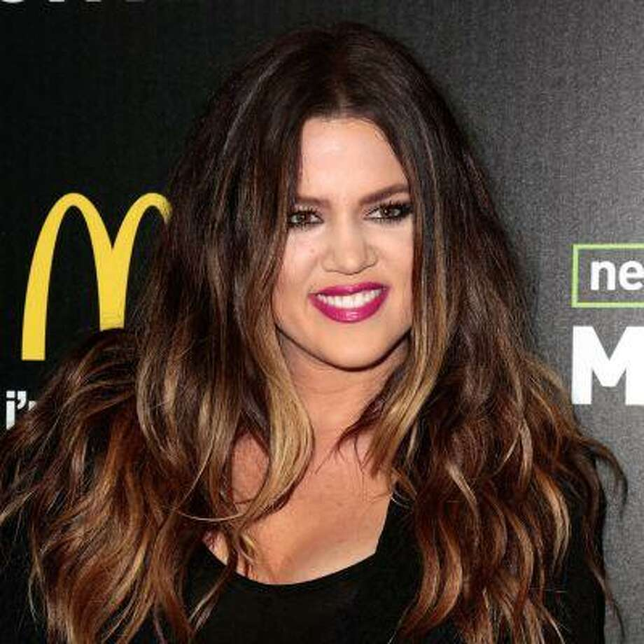McDonald's Premium McWrap Launch Party held at Paramount Pictures Studios - Arrivals  Featuring: Khloe Kardashian Where: Hollywood, California, United States When: 28 Mar 2013 Credit: Brian To/WENN.com Photo: Brian To/WENN.com / WENN.com
