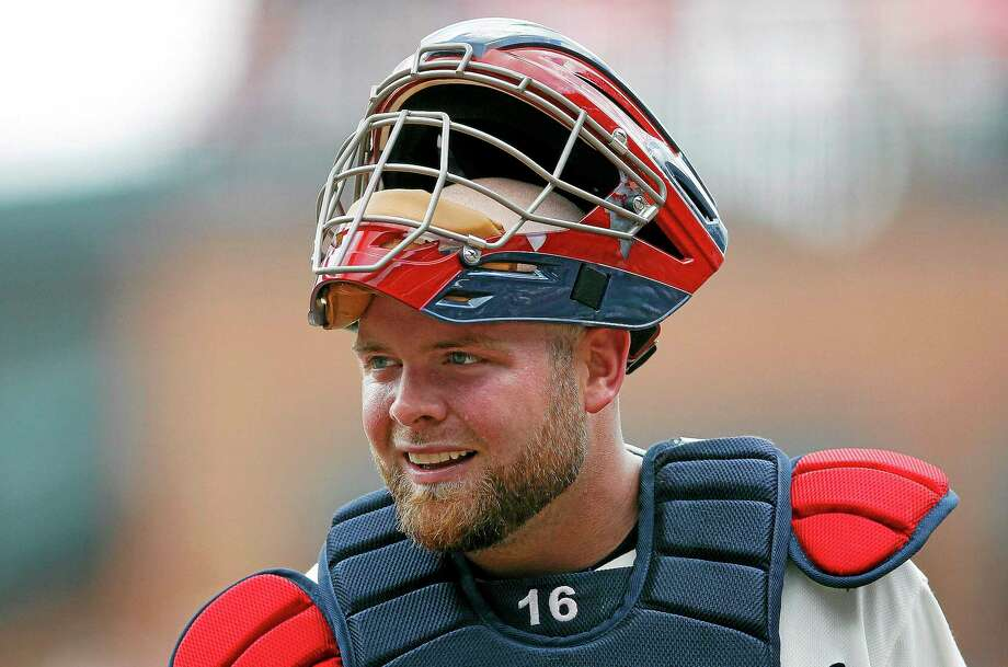 A person familiar with the negotiations tells The Associated Press that free agent catcher Brian McCann and the New York Yankees are about to close a five-year deal for about $85 million. The person spoke Saturday night on condition of anonymity because the deal was not complete. Photo: John Bazemore — The Associated Press  / AP