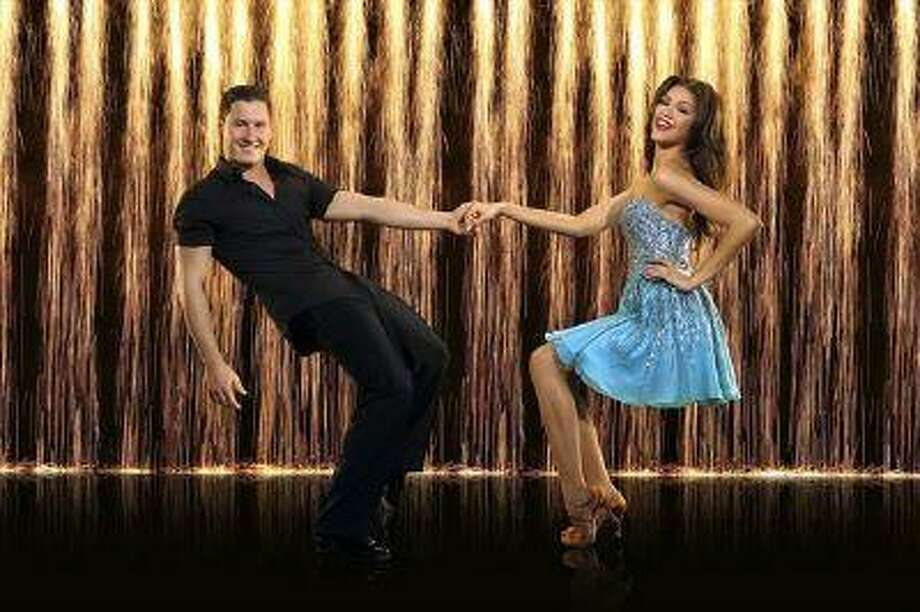 Actress and singer, Zendaya Coleman, partners with professional dancer, Val Chmerkovskiy, on 'Dancing with the Stars.' (ABC/Craig Sjodin) Photo: ABC / © 2013 American Broadcasting Companies, Inc. All rights reserved.